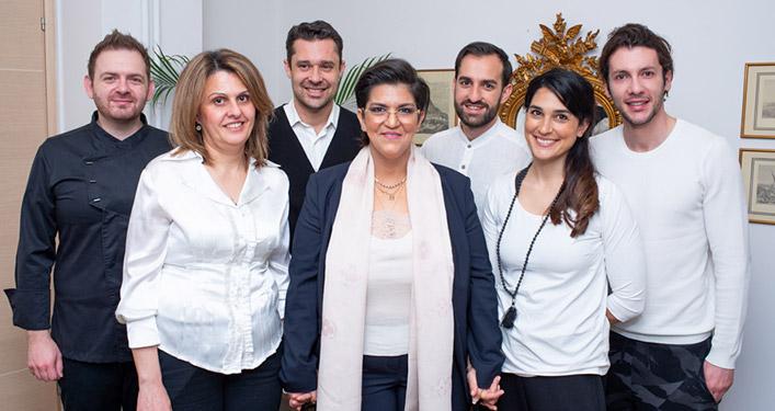 Marieva Healthcare Team